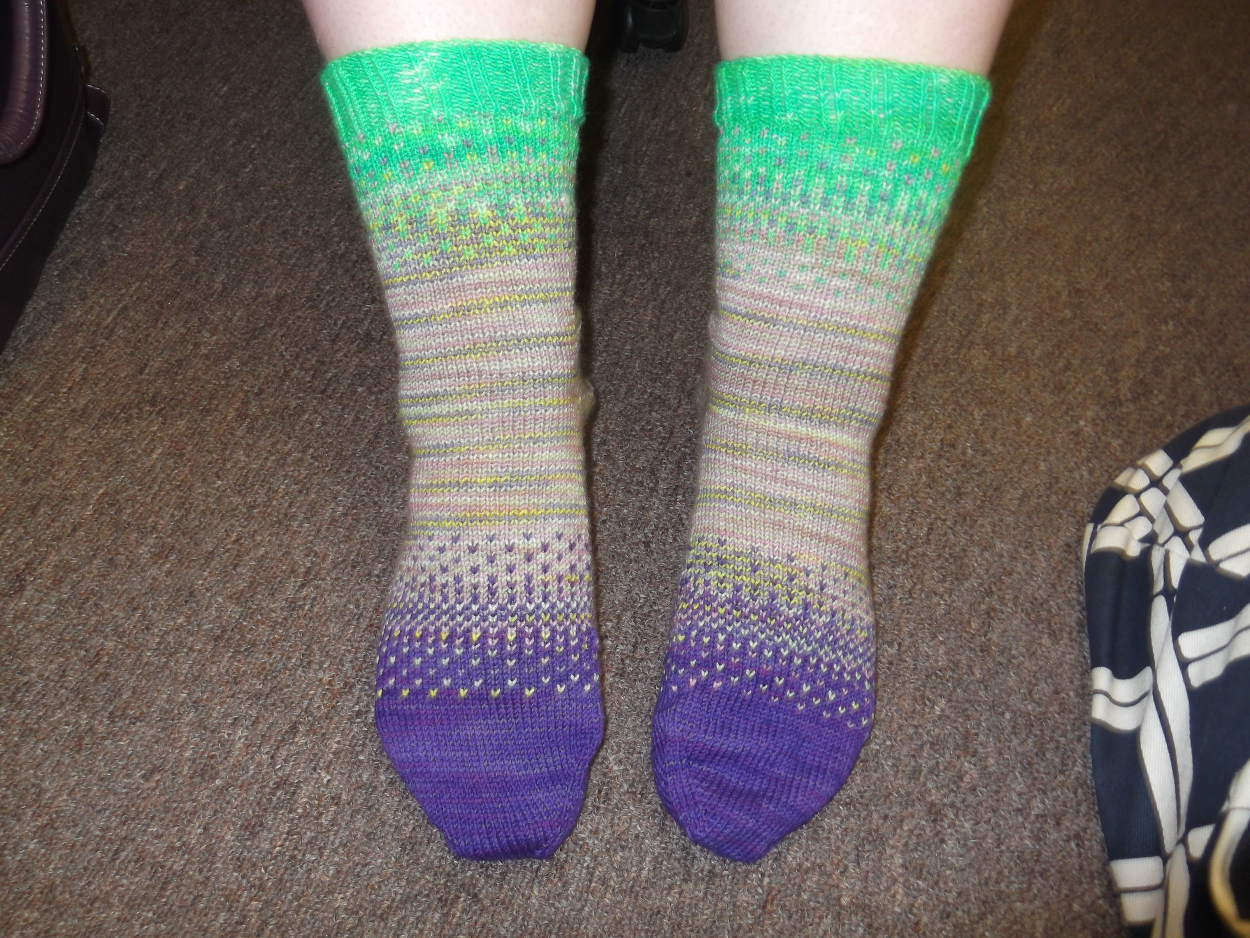 Stacy\'s other socks