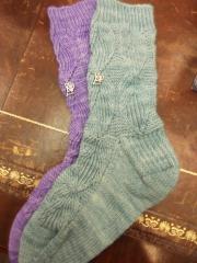52 Leona's Buten Socks
