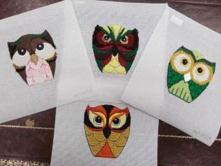 52 Leona's owls