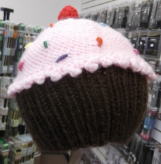 58 Cupcake hat