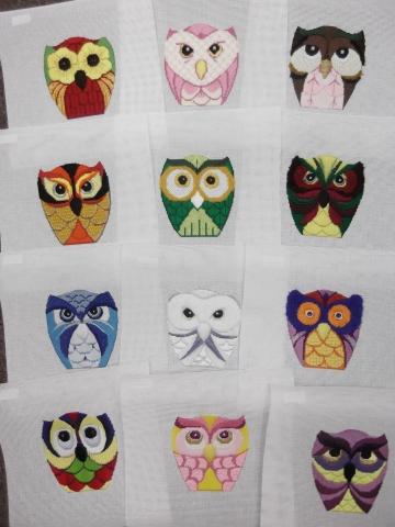 58 owls