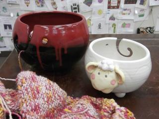 718 Yarn bowls