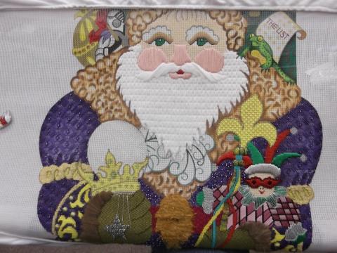 725 Georgie's Santa