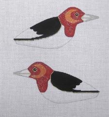 Aug 15 New Bird Canvas