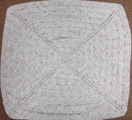 Sue's baby blanket