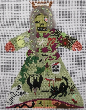 Finished VooDoo Doll