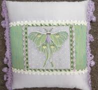 530 purple pillow