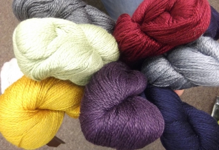 718 New Scrumptious 4-ply