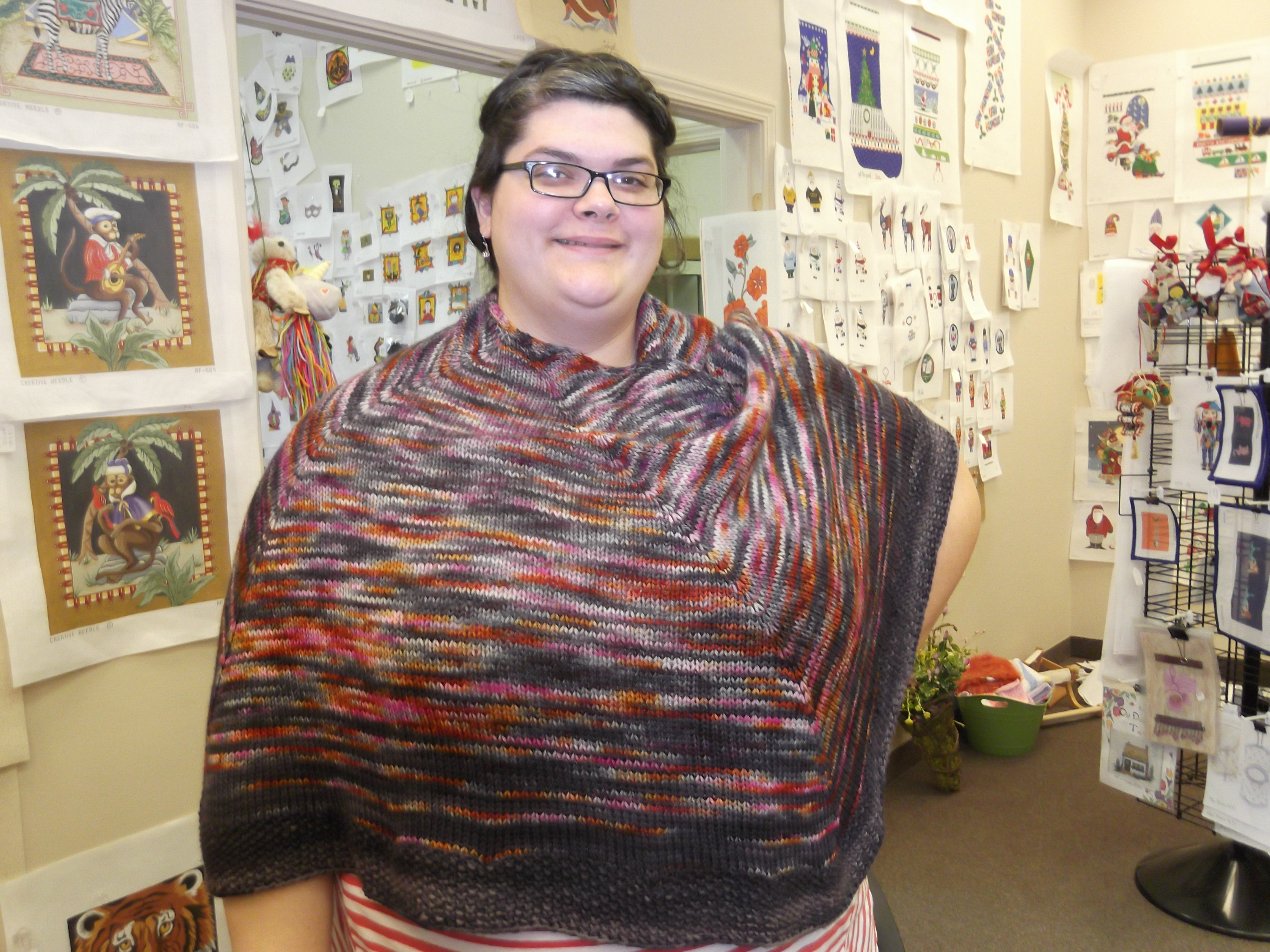 Stacy\'s Shawl