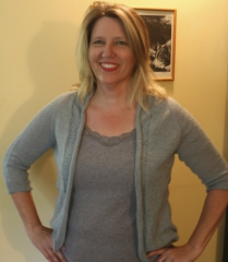 Deanne's Featherweight Cardigan