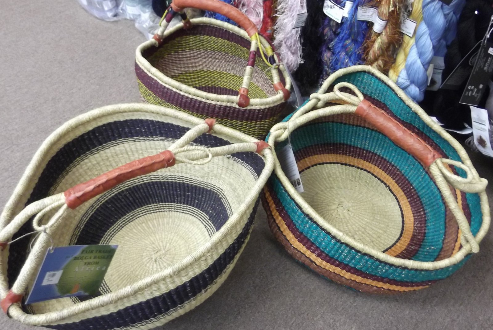 Free Trade Baskets