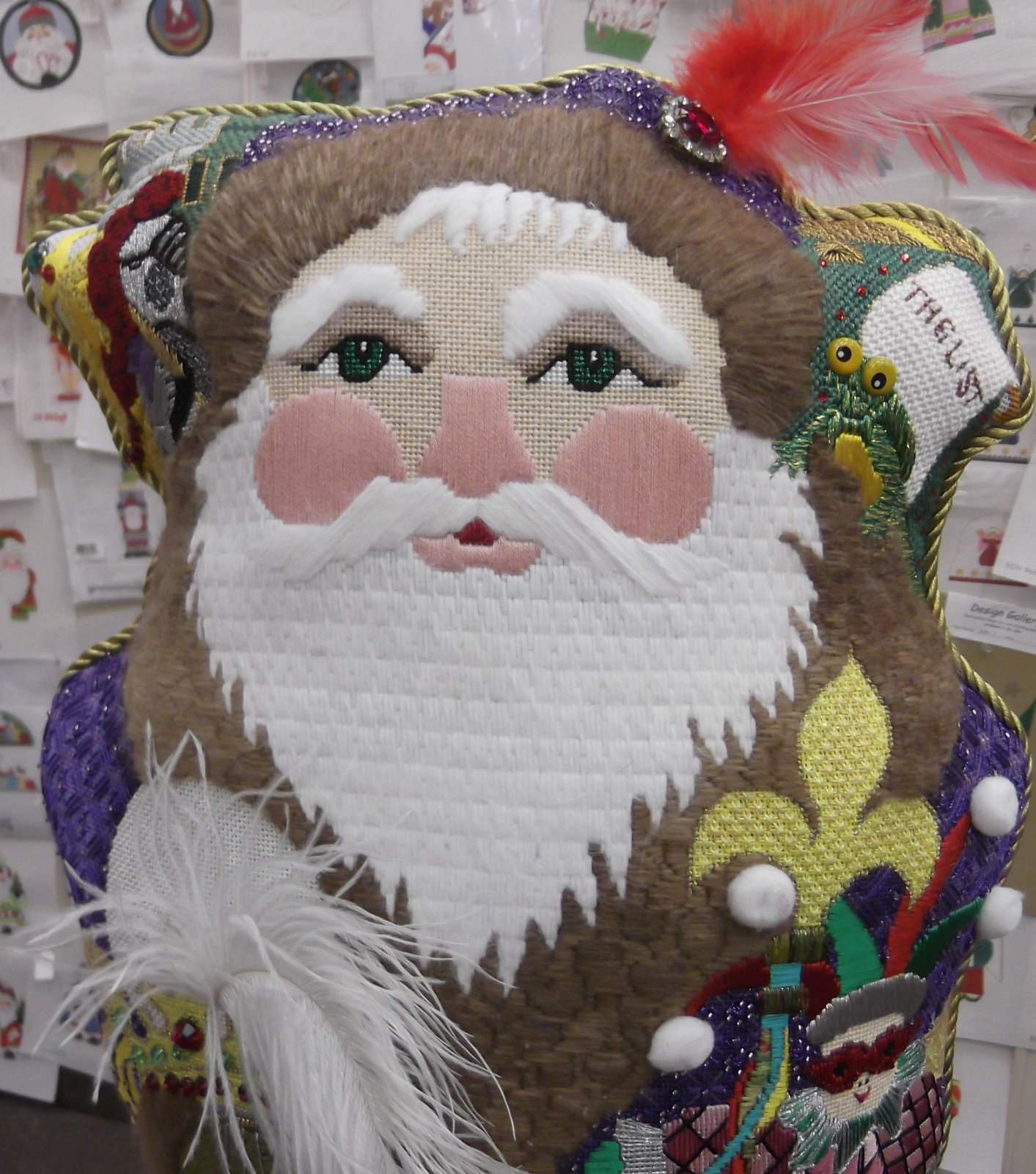 Georgie's Santa