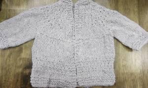 Sandy's Baby Sweater