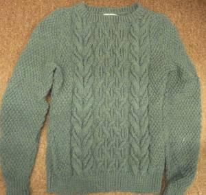 Marilyn's Sweater