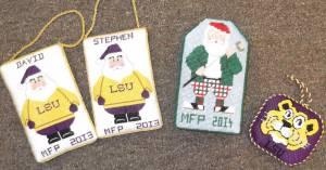 Mignon's Ornaments