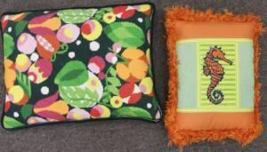 Sarah's C's Pillows