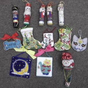 Virginia's Ornaments