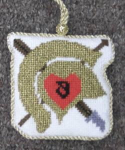 Kit's Ornament