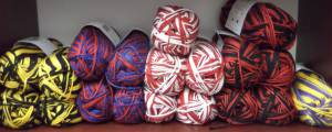 Uptown Worsted Spirit Stripes by Universal