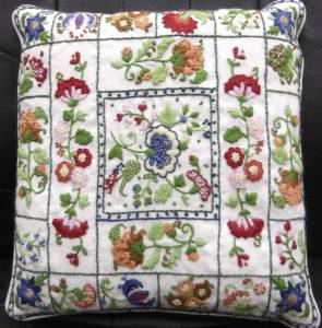 Virginia's Pillow