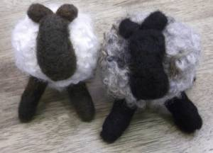 From Needle Felting Class