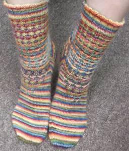 Leona's Socks