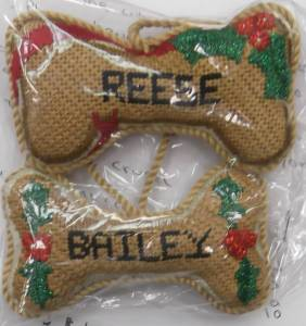 Betsy's Ornaments