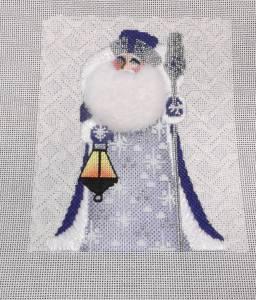 Leona's Russian Santa