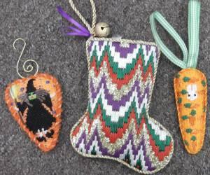 Leona's Ornaments