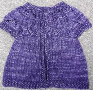 A sweater for Harper