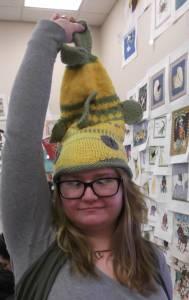 Marie's Dead Fish Hat