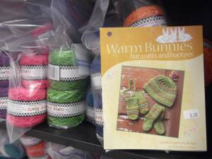 Warm Bunnies Patterns