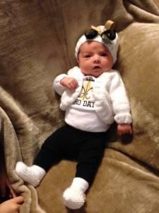 Sandy's Baby Bolero & Hat