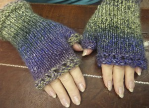 Janet's Fingerless Gloves