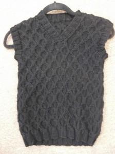 Leona's (grandson's) Vest