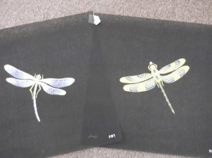 New Dragonfly Canvases
