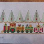 A Christmas Train